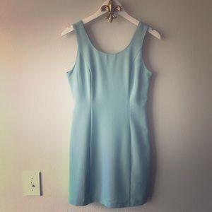 Alythea Mint Green Mini Dress